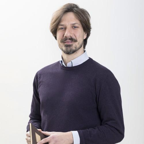 Italian Language Instructor Matteo